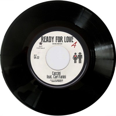 Ready For Love, Claudio Caccini feat. Carl Fanini