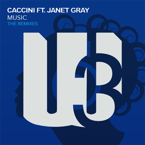 claudio caccini ft. janet gray - music (the remixes)