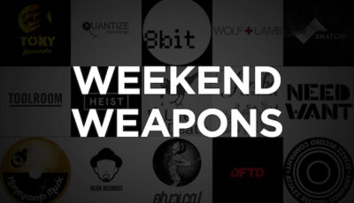 Traxsource weekend weapons