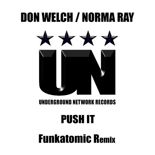 Push It - Funkatomic Remix